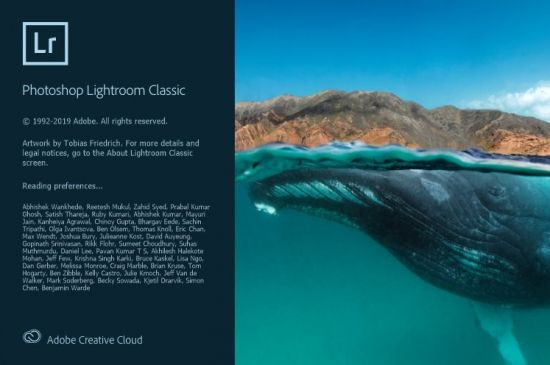 Adobe Lightroom Classic 2020 v9.0.0.10 Multilingual