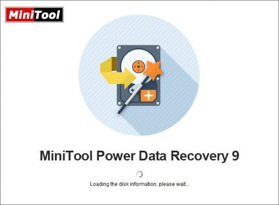 MiniTool Power Data Recovery Business Technician 9.1 WinPE (x64) Multilingual